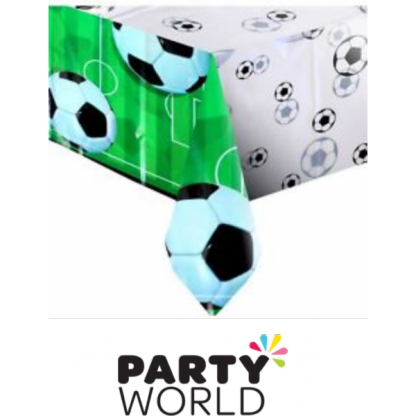 Soccer Party Table Cover