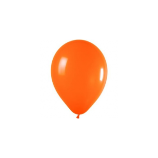 30cm Decorator Orange Balloons (25)