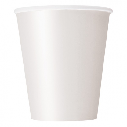 White Cups (8)