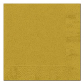 Unique Gold Luncheon Napkins (20)