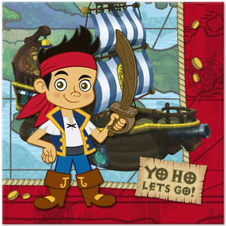 Jake And The Never Land Pirates Napkins (16)