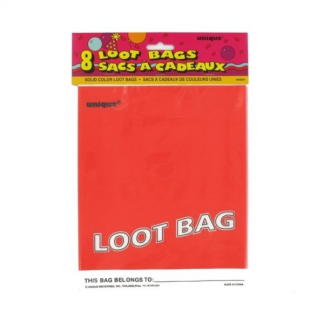 Red Loot Bag (8)