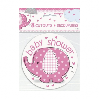 Umbrellaphants Pink Cutouts (8)
