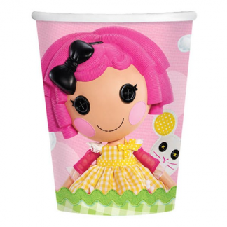 Lalaloopsy Party Cups (8)