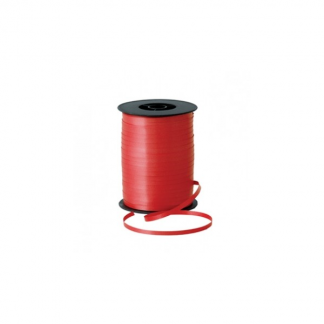 Red Curling Ribbon 91metres
