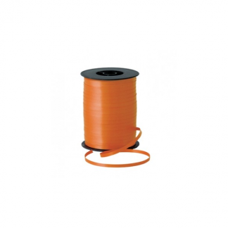 Orange Curling Ribbon 91 metres