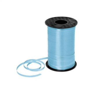 Baby Blue Curling Ribbon 91 metres