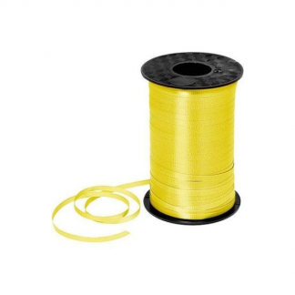 Yellow Curling Ribbon 91 metres