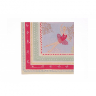 The Ballet Little Dancers Napkins (20)