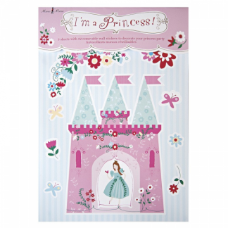 I'm A Princess Wall Stickers