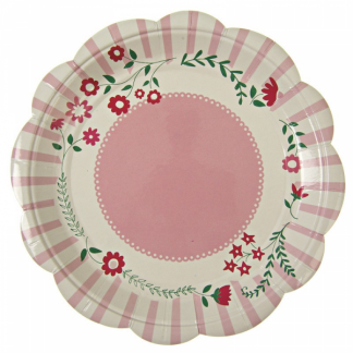 Party Side Plate (12)