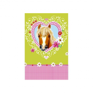 Pretty Horse Table Cover