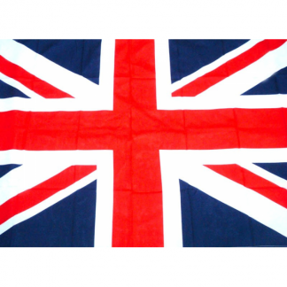 Large fabric Union Jack Flag 150 x 90cm