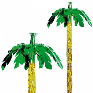 Hanging Palm Tree Decoration 243cm