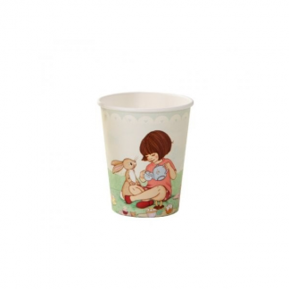 Belle and Boo Paper Cups (8pk)