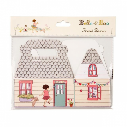 Belle and Boo Treat Boxes (4pk)
