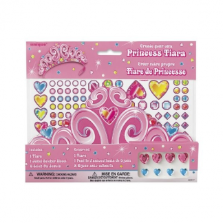 Create Your Own Princess Tiara