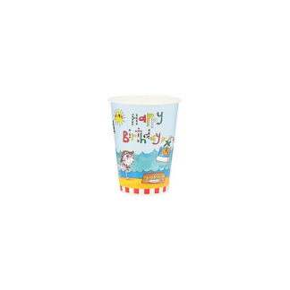 Rachel Ellen Pirate Party Paper Cups (8pk)