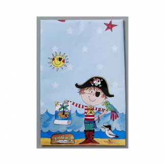 Rachel Ellen Pirate Party Tablecover