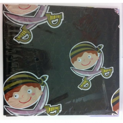 Pirate Boy Table Cover