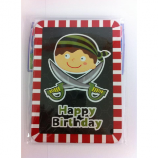 Pirate Boy Invitations (6)