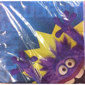 Monsters University Napkins (20)