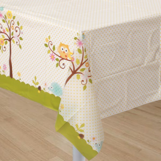 Happi Tree Plastic Table Cover