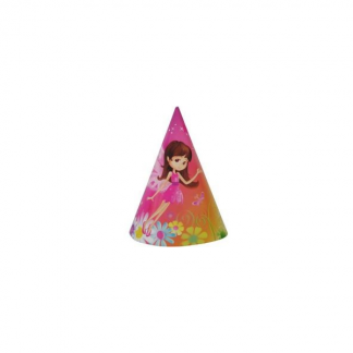 Fairy Whimsy Party Hats (8)