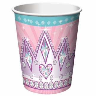 Princess Party Paper Cups