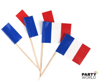 french flag picks