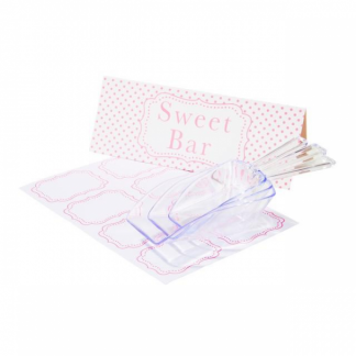 Talking Tables Sweet Scoop Set - Scoops, Labels & Sign