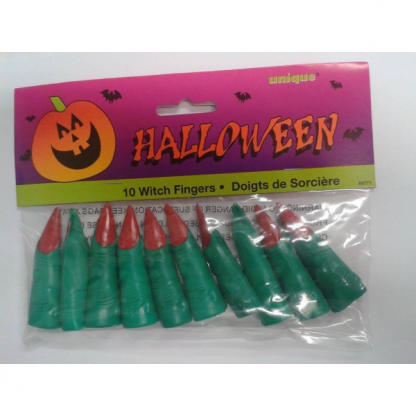 Halloween Witch Green Fingers (10)