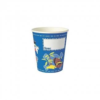 Captain Jack Paper Cups (10)