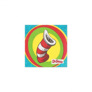 Dr Seuss Beverage Napkins (16)