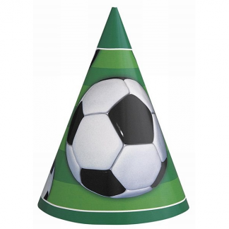Soccer Ball Party Hats (8)