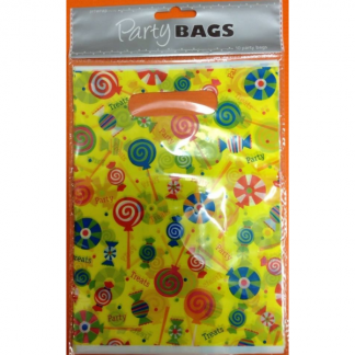 Candy & Lollipops Loot Bags