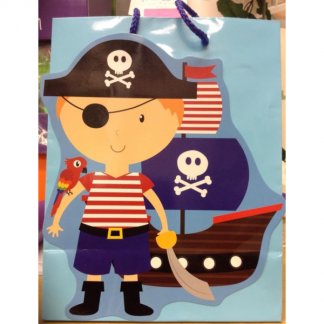 Pirate Gift Bag