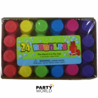 24 Bubbles Multicolored (24)