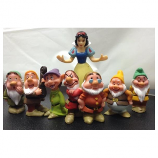 Snow White and the Seven Dwarfs Figurines (8)