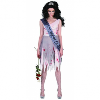 Prom Night Zombie Costume