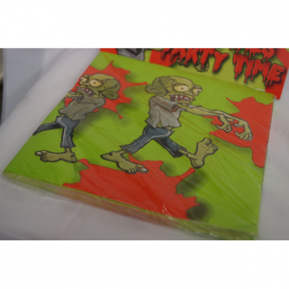 Zombie Party Time Napkins (15)
