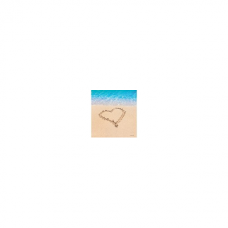 Beach Love Beverage Napkins (16)