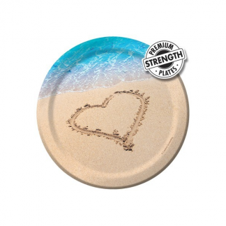 Beach Love Side Plates (8)