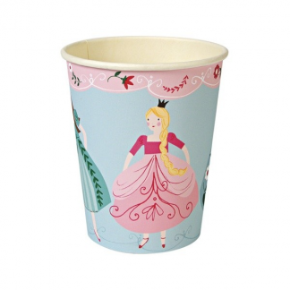 I'm A Princess Paper Cups (12)