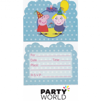 Peppa Pig Invitations (6)