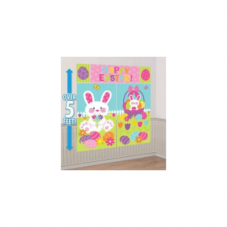 Easter Wall Decorating Kit