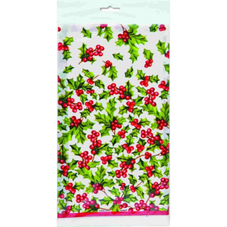Holly Garland Tablecover