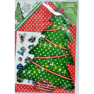 Christmas Tree Table Topper