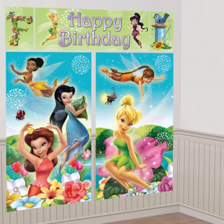 Tinkerbell Wall Decorating Kit