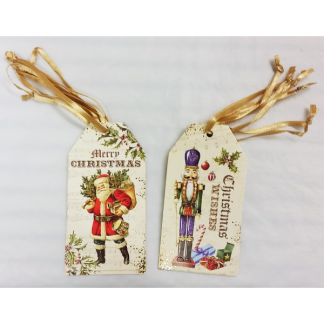 Christmas Gift Tags - Nostalgia Collection (10)